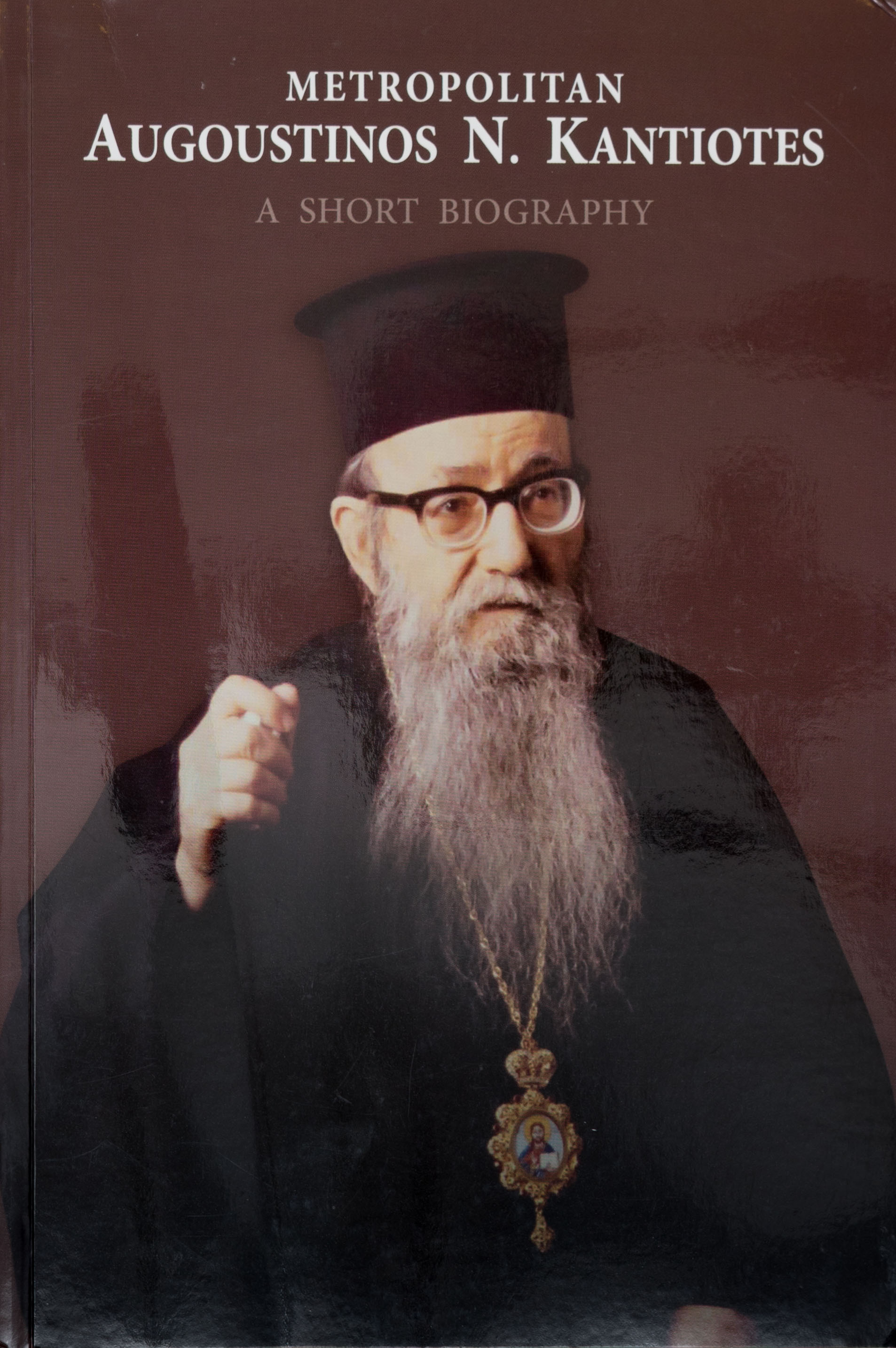 Metropolitan Augoustinos N. Kantiotes: A Short Biography