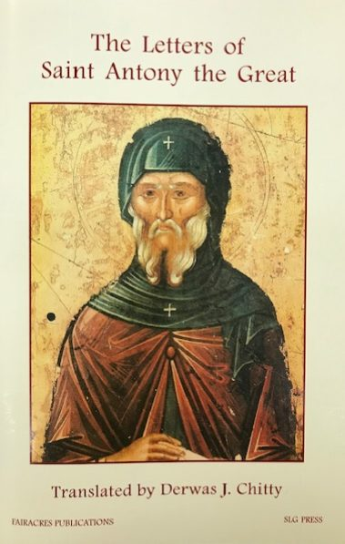 The Letters of Saint Anthony the Great