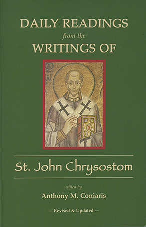 Daily Readings from the Writings of St. John Chrysostom             Out of Stock