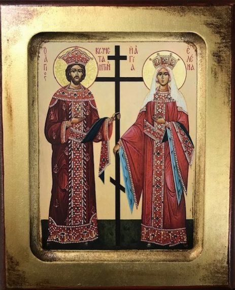 St Constantine and St Helen