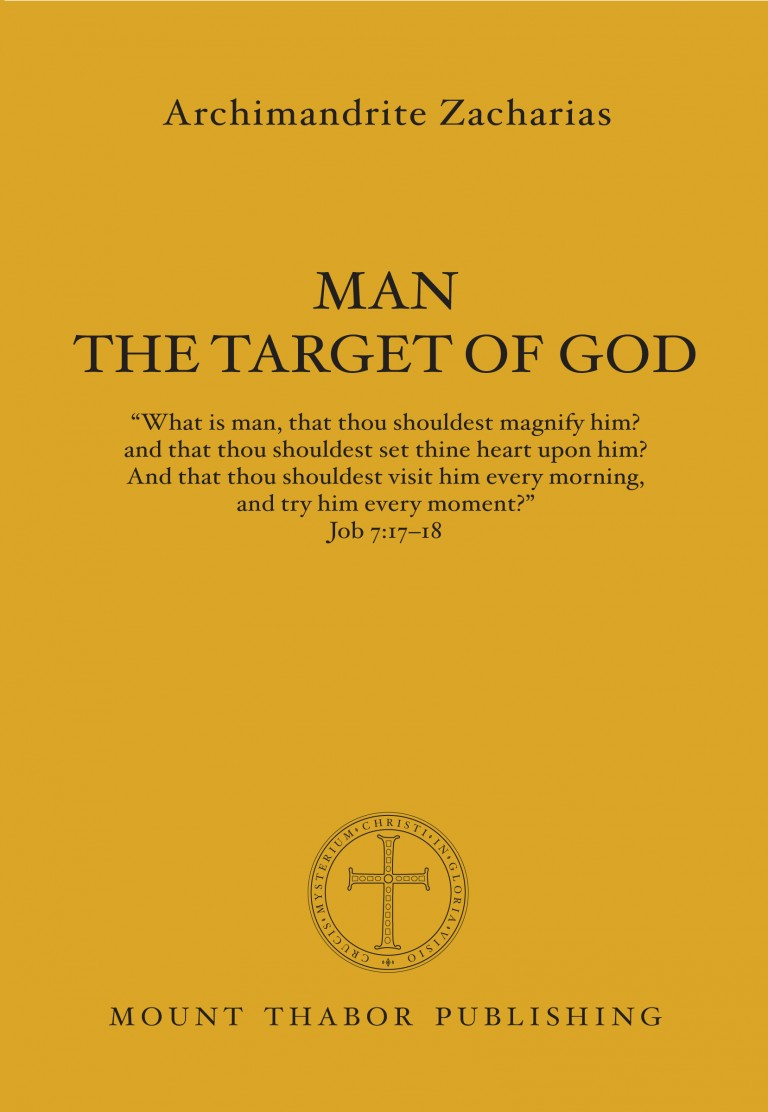 Man the Target of God