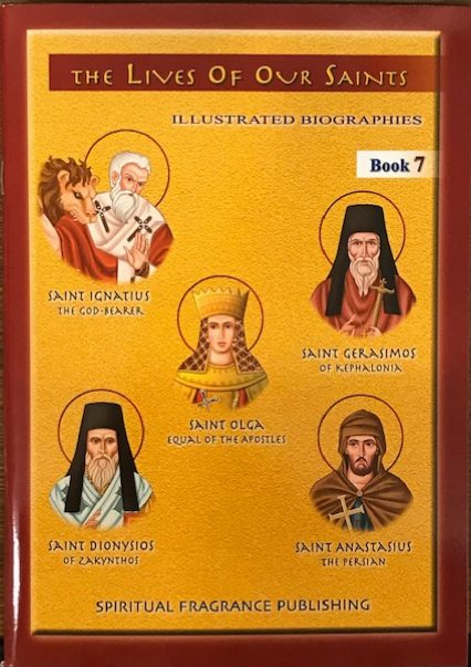 The Lives of our Saints Book 7