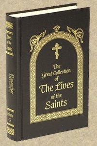 The Great Collection of The Lives of the Saints  (November)