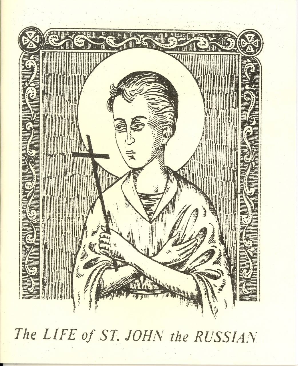 The Life of St John the Russian