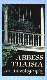 Abbess Thaisia: An Autobiography     OUT OF STOCK