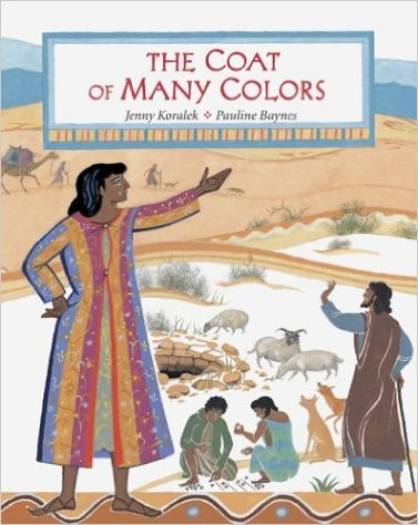 The Coat of Many Colors      (hardcover)
