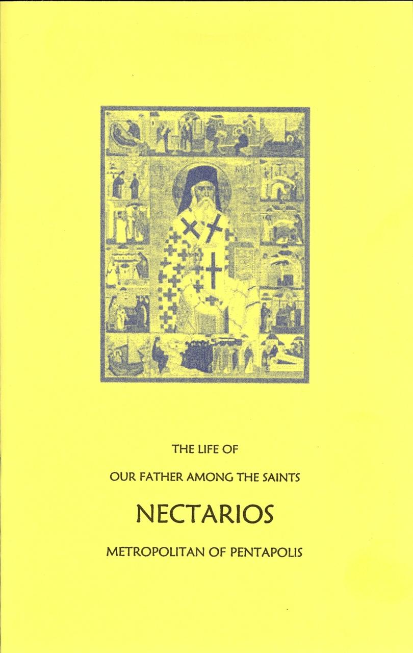 The Life of Our Father Among the Saints  Nectarios Metropolitan of Pentapolis