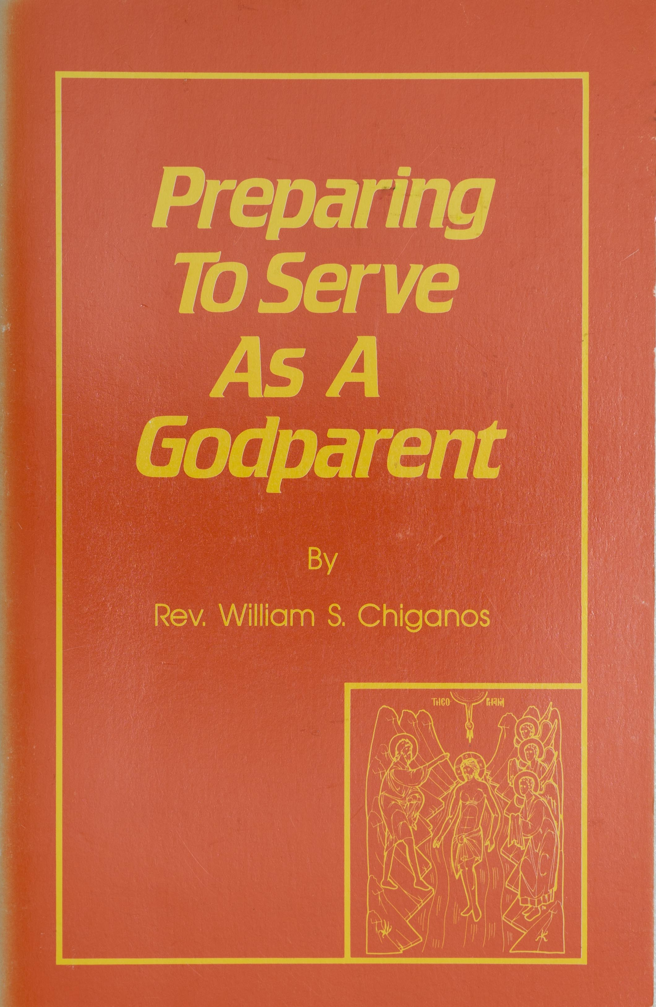 Preparing to Serves as a Godparent