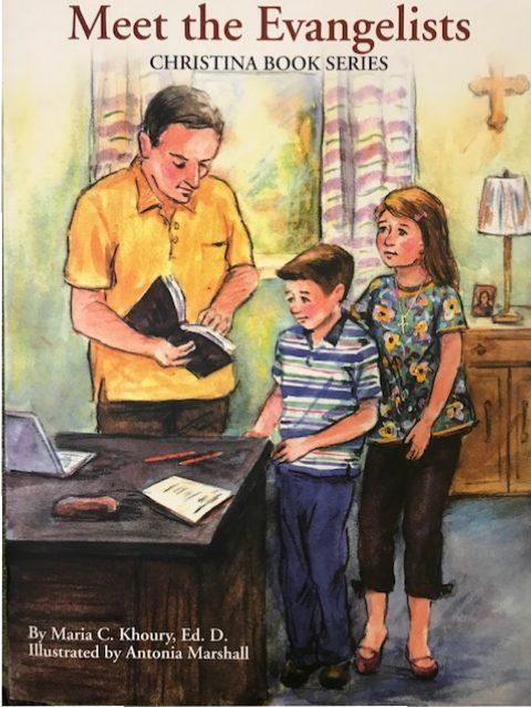 Meet the Evangelists: Christina Book Series