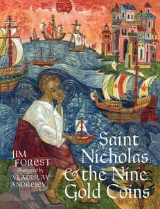 Saint Nicholas & the Nine Gold Coins