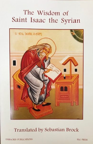 The Wisdom of Saint Isaac the Syrian        Out of Stock