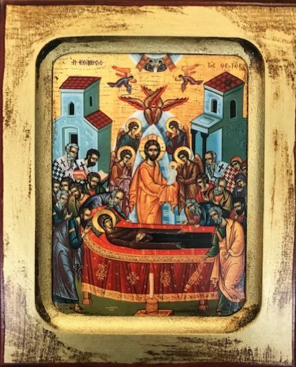 Dormition of the Most Holy Theotokos (1)