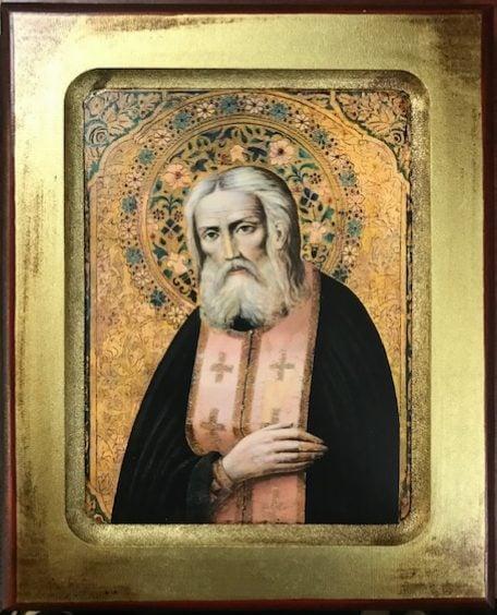 St Seraphim of Sarov 1