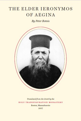 The Elder Ieronymos of Aegina