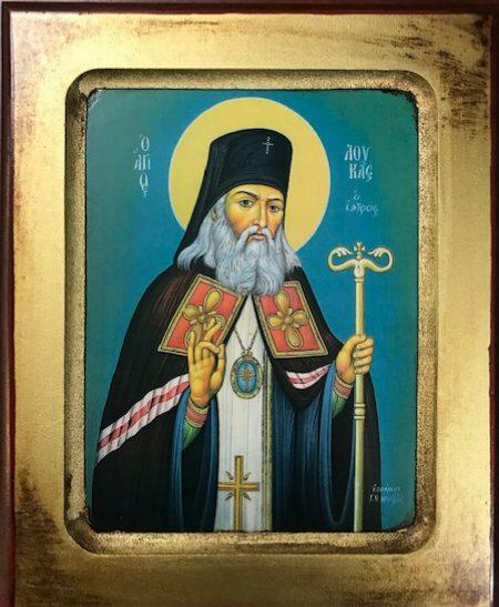 St Luke the Surgeon, Bishop of Crimea