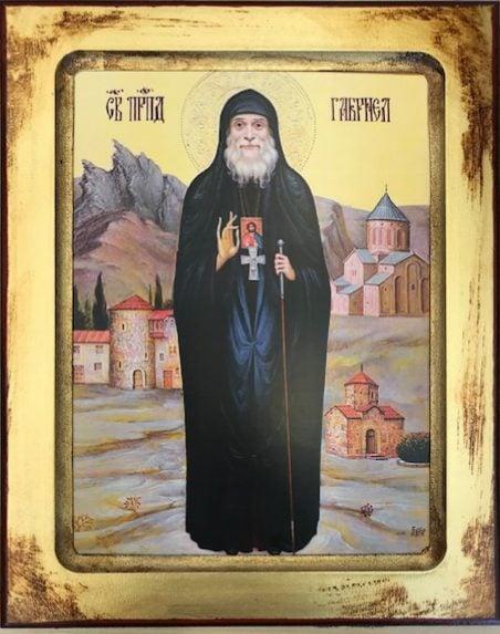 St Gabriel (Urgebadze) of Samtavro Georgia (2)