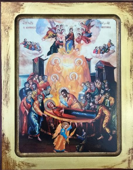 Dormition of the Most Holy Theotokos (2)