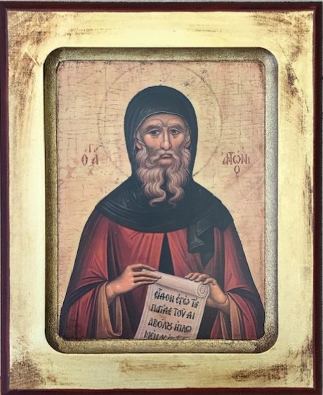 St Anthony the Great (of Egypt)