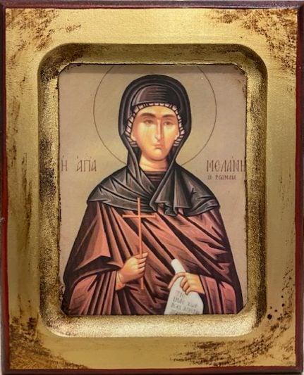 St Melania