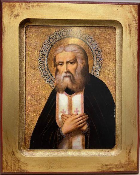St Seraphim of Sarov 2