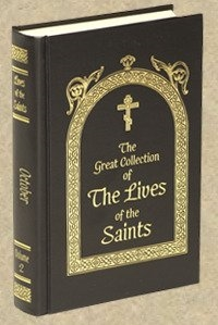 The Great Collection of The Lives of the Saints (October)