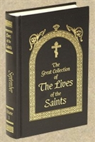 The Great Collection of The Lives of the Saints (September)