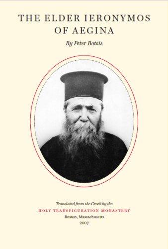 The Elder Ieronymos of Aegina